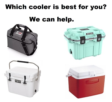 best cooler for you