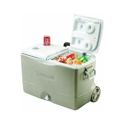 Rubbermaid DuraChill Wheeled Cooler Review