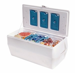 rubbermaid gott marine cooler