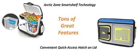 Arctiz Zone Features