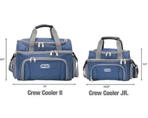 crew cooler ii and crew cooler jr