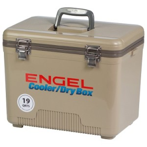 engel cooler dry box review