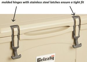 grizzly cooler latch