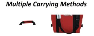multiple carrying methods dalix