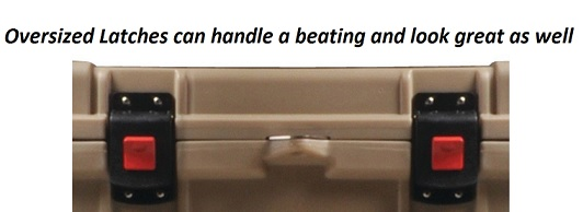 pelican cooler latches