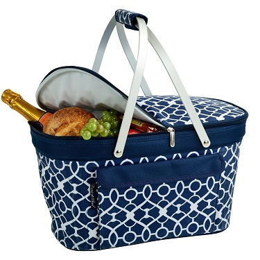 Picnic at Ascot Collapsible Basket Cooler Review