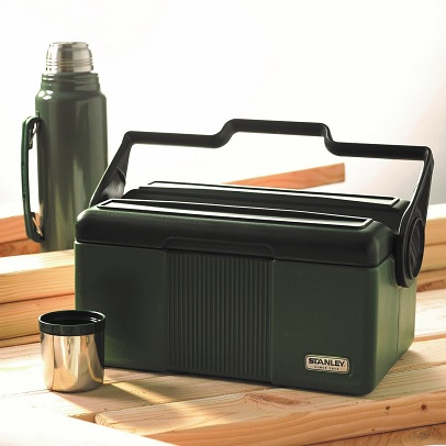 stanley cooler with thermos