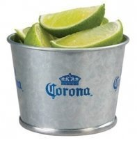 corona galvanized lime bucket
