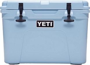 Blue Yeti Tundra Cooler