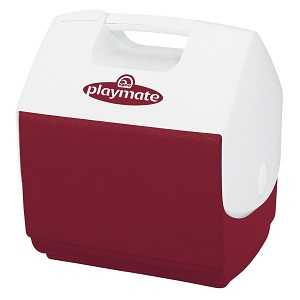 Red Igloo Playmate Cooler