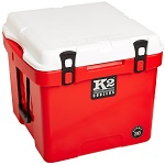 red k2 summit cooler