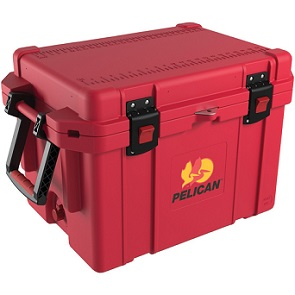 red pelican progear elite cooler full