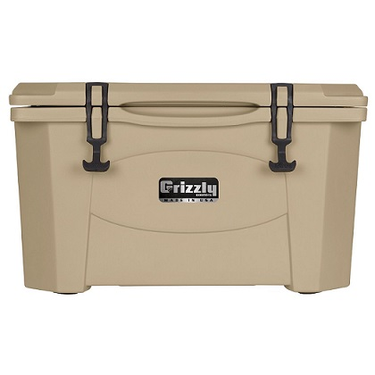 grizzly camping cooler