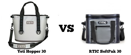 yeti hopper 30 vs rtic softpak 30