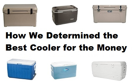 how we determined the best cooler for the money
