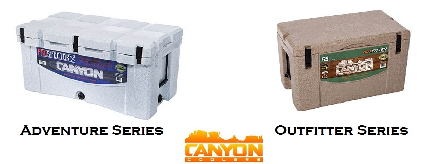 canyon cooler adventure and outfitter series