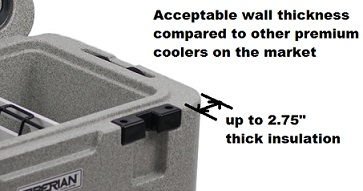 siberian cooler wall insulation