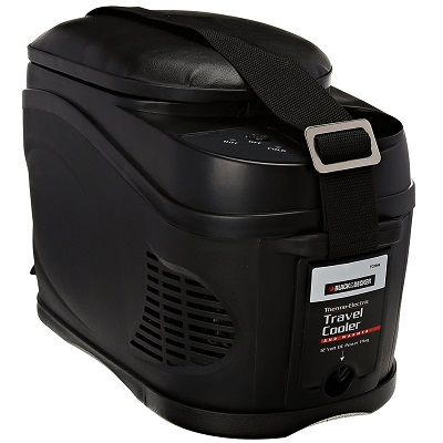 black and decker thermoelectric cooler