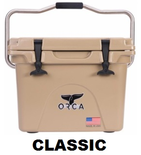 classic series orca cooler