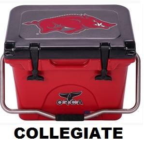collegiate series orca cooler