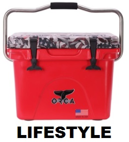 lifestyle series orca cooler