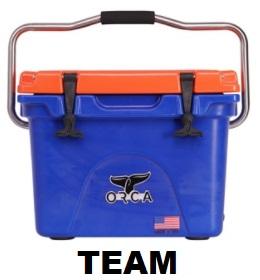 team series orca cooler