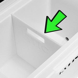 RTIC cooler divider