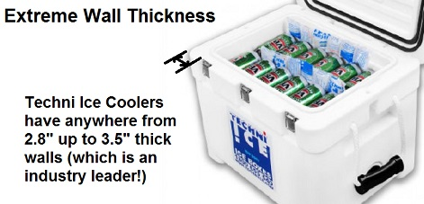 techni ice cooler thick walls