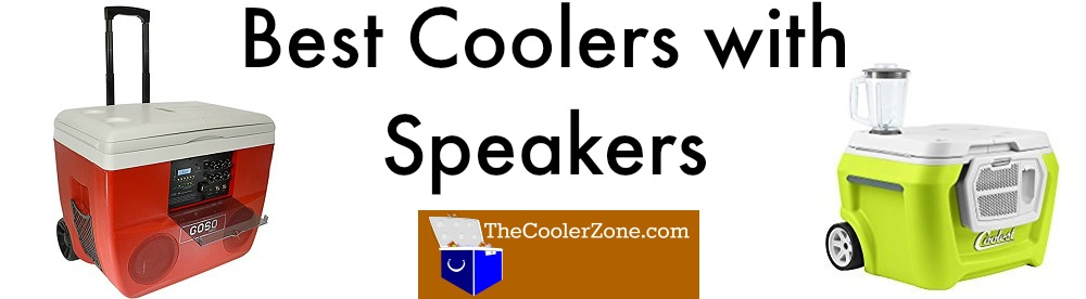 5558dd4aa2 Best Coolers with Speakers - The Cooler Zone