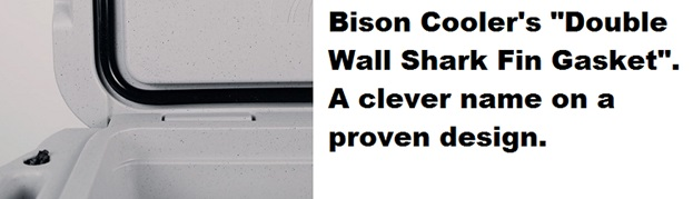bison coolers double wall gasket