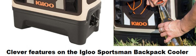 Igloo Backpack Cooler Review The Cooler Zone