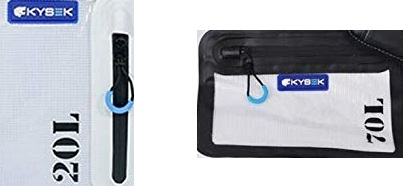 kysek dry bag storage compartments