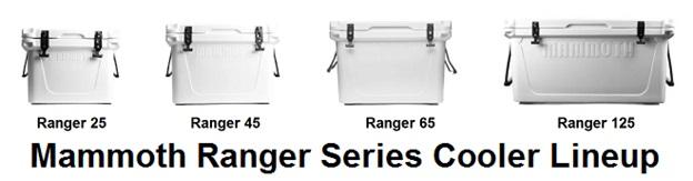 mammoth ranger series lineup