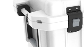 pelican elite cooler handle system