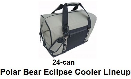 polar bear eclipse cooler lineup