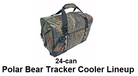 polar bear tracker cooler lineup