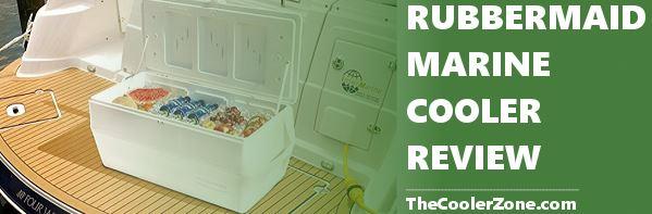 rubbermaid marine cooler review header