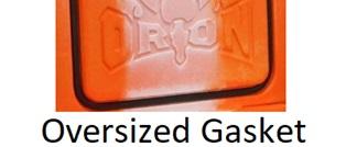 orion cooler gasket