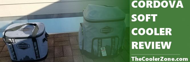 Cordova Soft Cooler Review The Cooler Zone