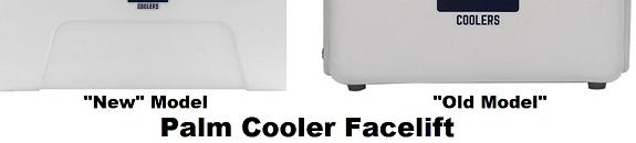 palm cooler face lift