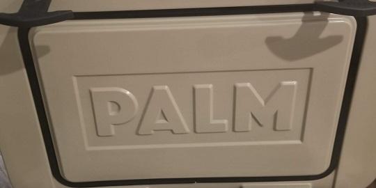 palm cooler gasket