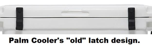 palm cooler old latch design