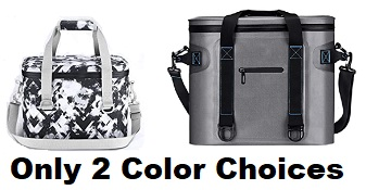 homitt cooler color options