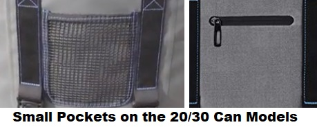 homitt cooler pockets