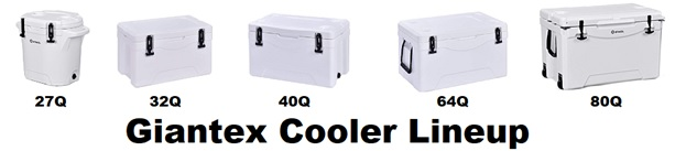 giantex cooler lineup