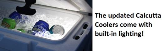 calcutta cooler lighting