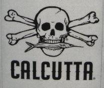 calcutta soft cooler emblem