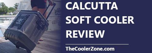 calcutta soft cooler review