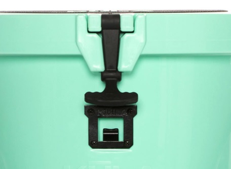 kula cooler latch and bottle opener