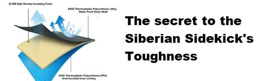 siberian sidekick wall layers